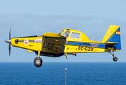 EC-GZO - FAASA Aviación Air Tractor AT-802 aircraft