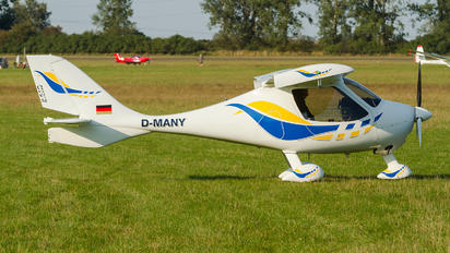 D-MANY - Private Flight Design CTsw