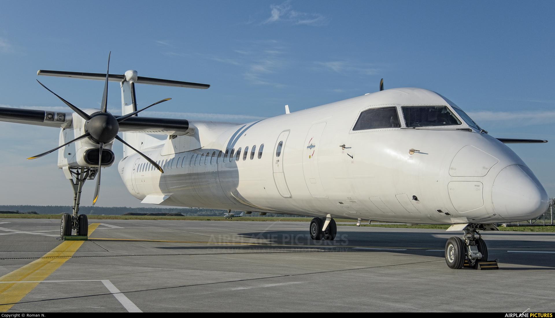 Nordic Aviation Capital 2-SEPB aircraft at Bydgoszcz - Szwederowo