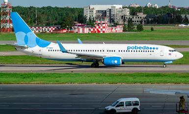 VP-BOH - Pobeda Boeing 737-800