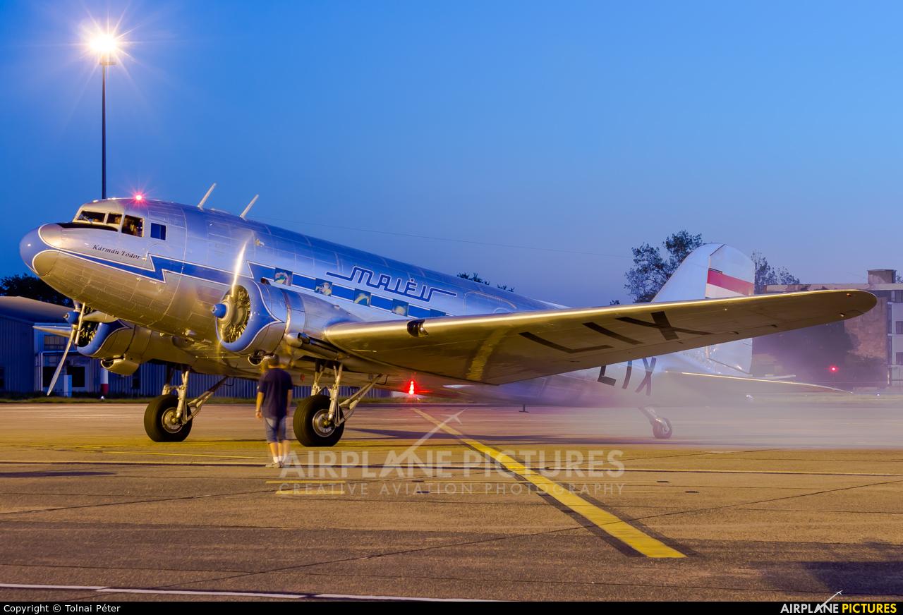 Malev Sunflower Aviation (Gold Ttimer Foundation) HA-LIX aircraft at Budapest Ferenc Liszt International Airport
