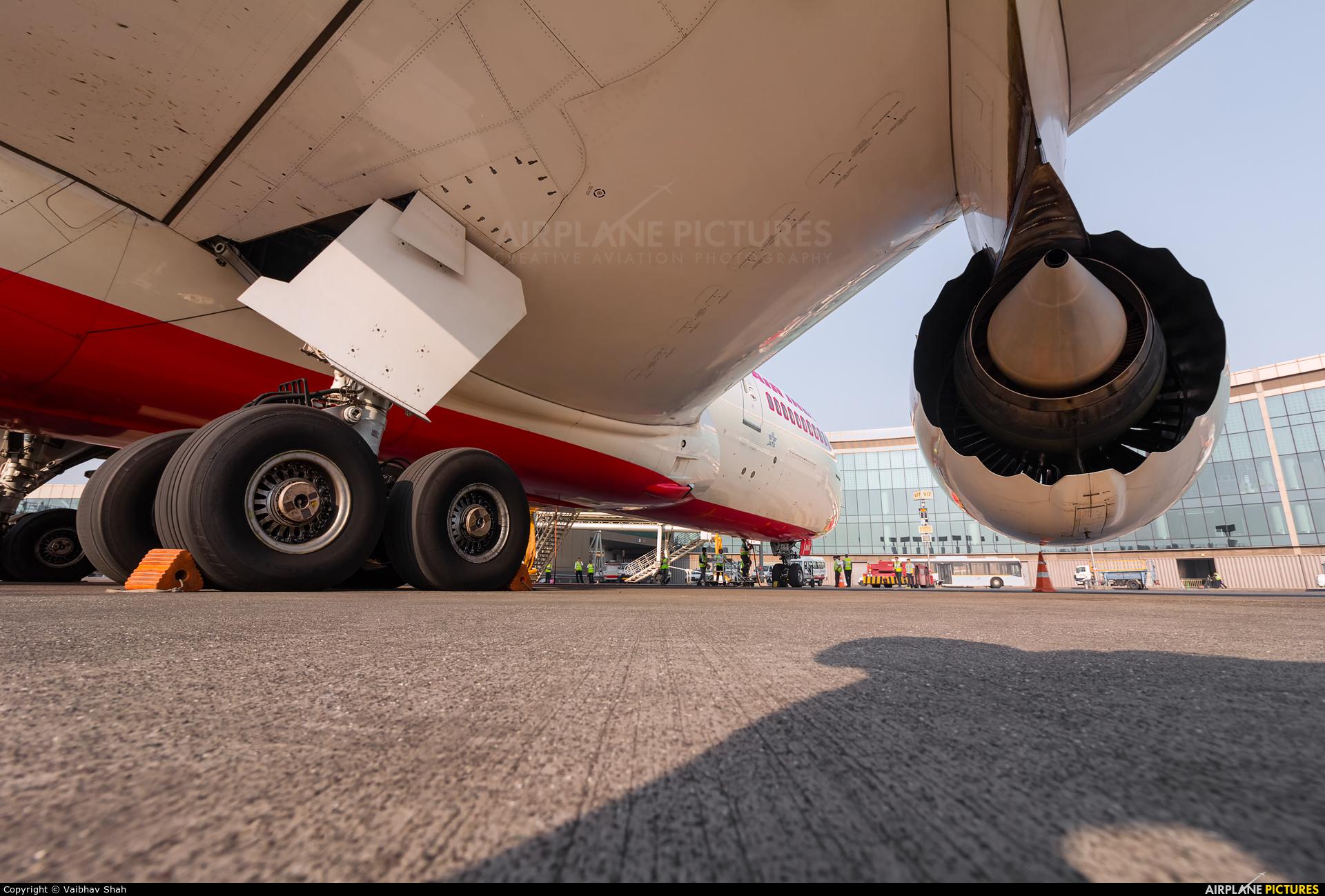 Air India VT-ANS aircraft at Mumbai - Chhatrapati Shivaji Intl