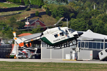 09-232 - Spain - Guardia Civil MBB BK-117