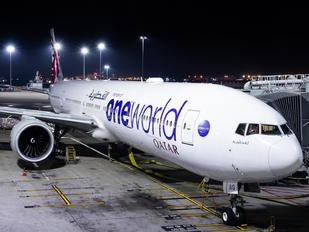A7-BAG - Qatar Airways Boeing 777-300ER