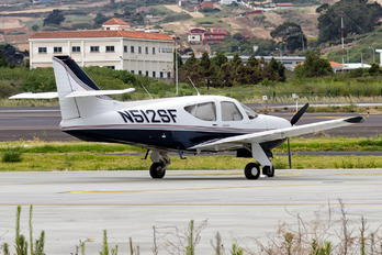 N512SF - Private Rockwell Commander 114