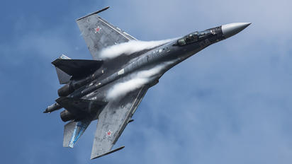 RF-95241 - Russia - Air Force Sukhoi Su-35S