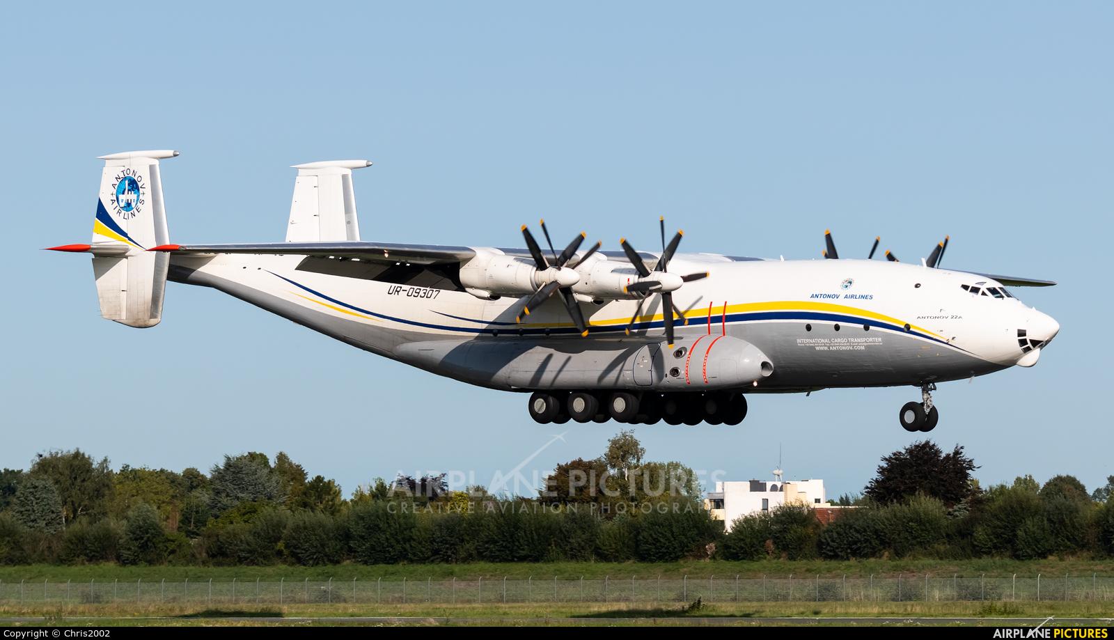 Antonov Airlines /  Design Bureau UR-09307 aircraft at Bremen