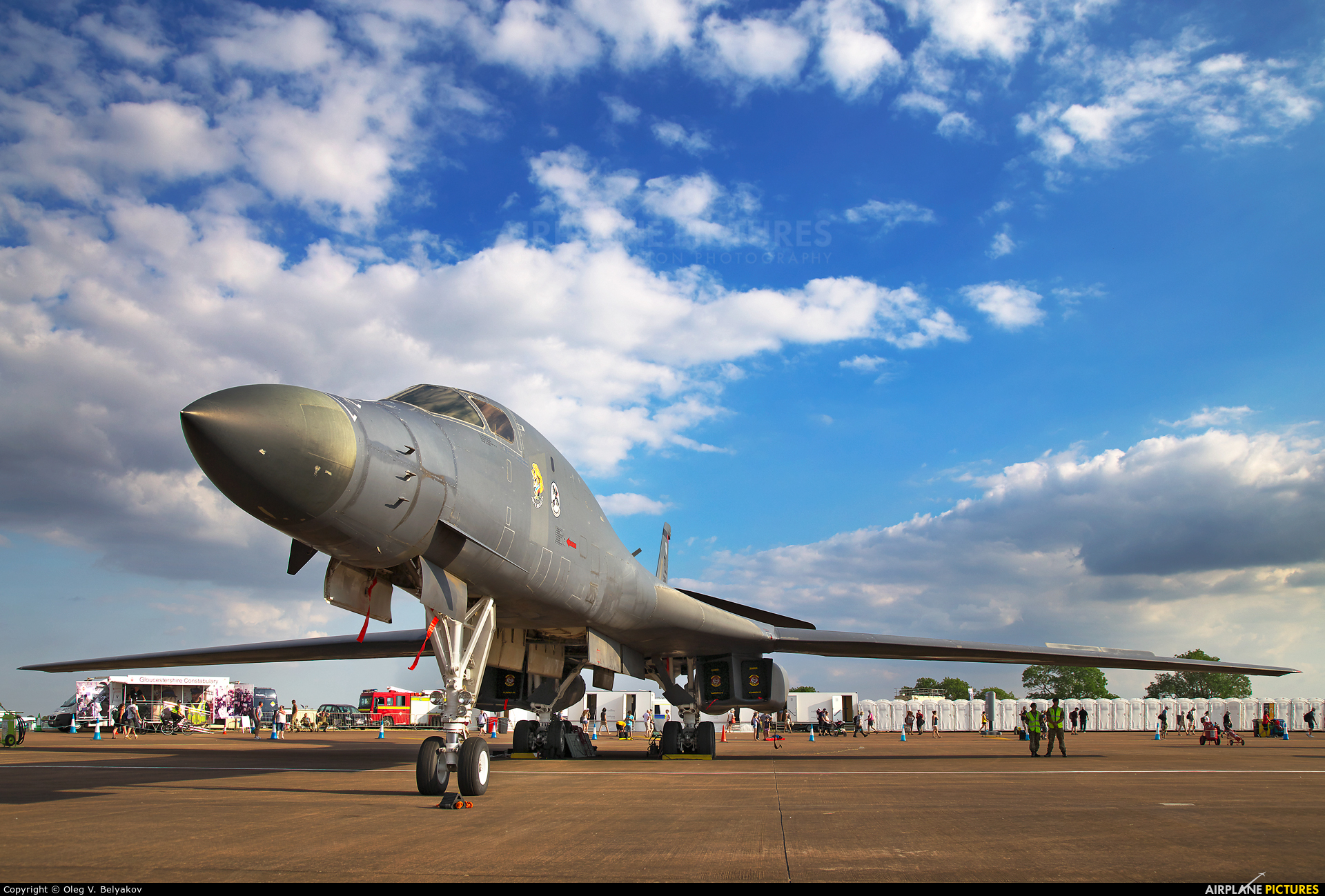 USA - Air Force 85-0069 aircraft at Fairford
