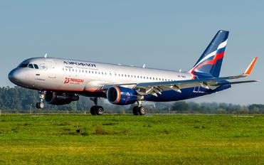 VP-BKP - Aeroflot Airbus A320