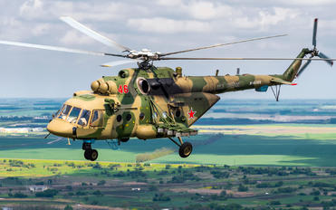 46 - Russia - Air Force Mil Mi-8