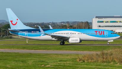 G-TAWA - TUI Airways Boeing 737-800