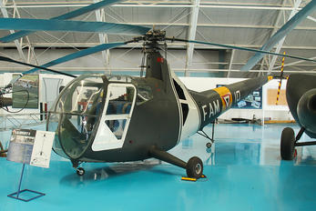 FAM-10 - Mexico - Air Force Sikorsky S-49/R-6/HOS-1