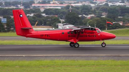 VP-FBL - British Antarctic Survey de Havilland Canada DHC-6 Twin Otter