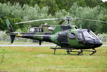 P-288 - Denmark - Air Force Aerospatiale AS550 C-2 Fennec