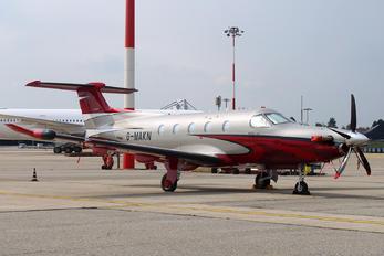 G-MAKN - Private Pilatus PC-12