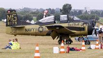 OE-ESA - Private North American T-28B Trojan aircraft