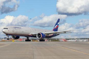 VQ-BQB - Aeroflot Boeing 777-300ER