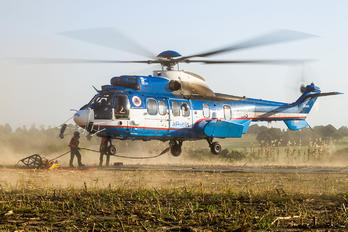 F-HLIS -  Eurocopter EC225 Super Puma