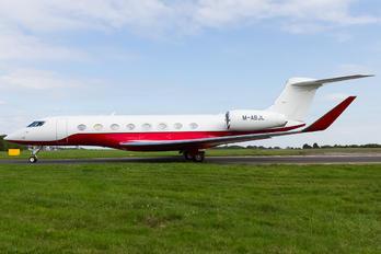 M-ABJL - Private Gulfstream Aerospace G650, G650ER