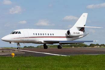 CS-DLM - NetJets Europe (Portugal) Dassault Falcon 2000 DX, EX
