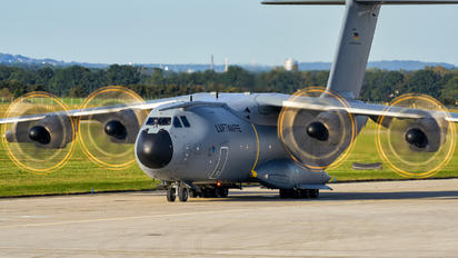 54+31 - Germany - Air Force Airbus A400M
