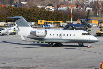 OE-ITH - Private Canadair CL-600 Challenger 604