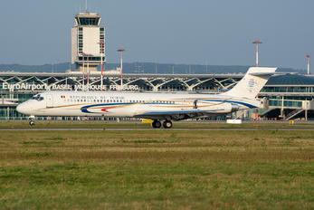 TT-ABC - Tchad - Government McDonnell Douglas MD-87