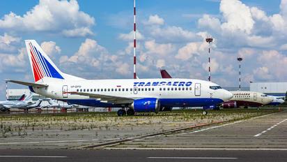 VP-BPD - Transaero Airlines Boeing 737-500