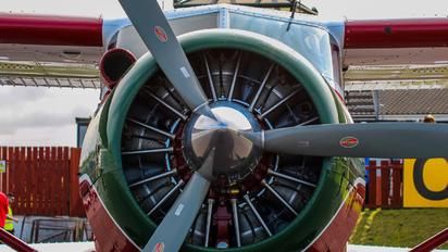 G-DHCZ - Private de Havilland Canada DHC-2 Beaver