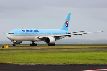 HL7750 - Korean Air Boeing 777-200ER