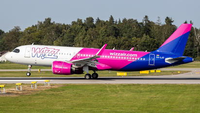 HA-LJC - Wizz Air Airbus A320