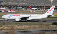 EC-JPF - Air Europa Airbus A330-200 aircraft