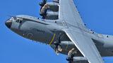 Germany - Air Force Airbus A400M 54+31 at Ostrava Mošnov airport