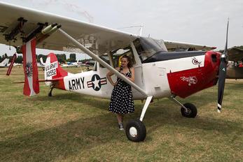 N33455 - Private Cessna L-19/O-1 Bird Dog