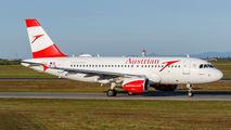 OE-LDD - Austrian Airlines/Arrows/Tyrolean Airbus A319 aircraft