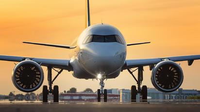 D-AINY - Lufthansa Airbus A320 NEO