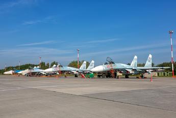 RF-33754 - Russia - Navy Sukhoi Su-27P