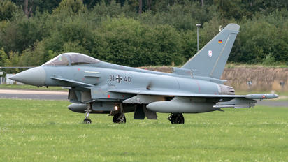 31-40 - Germany - Air Force Eurofighter Typhoon