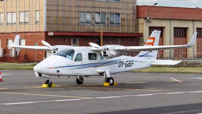 OY-GBF - Private Tecnam P2006T