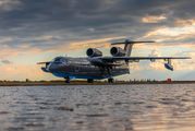 RF-88450 - Russia - Navy Beriev Be-200 aircraft