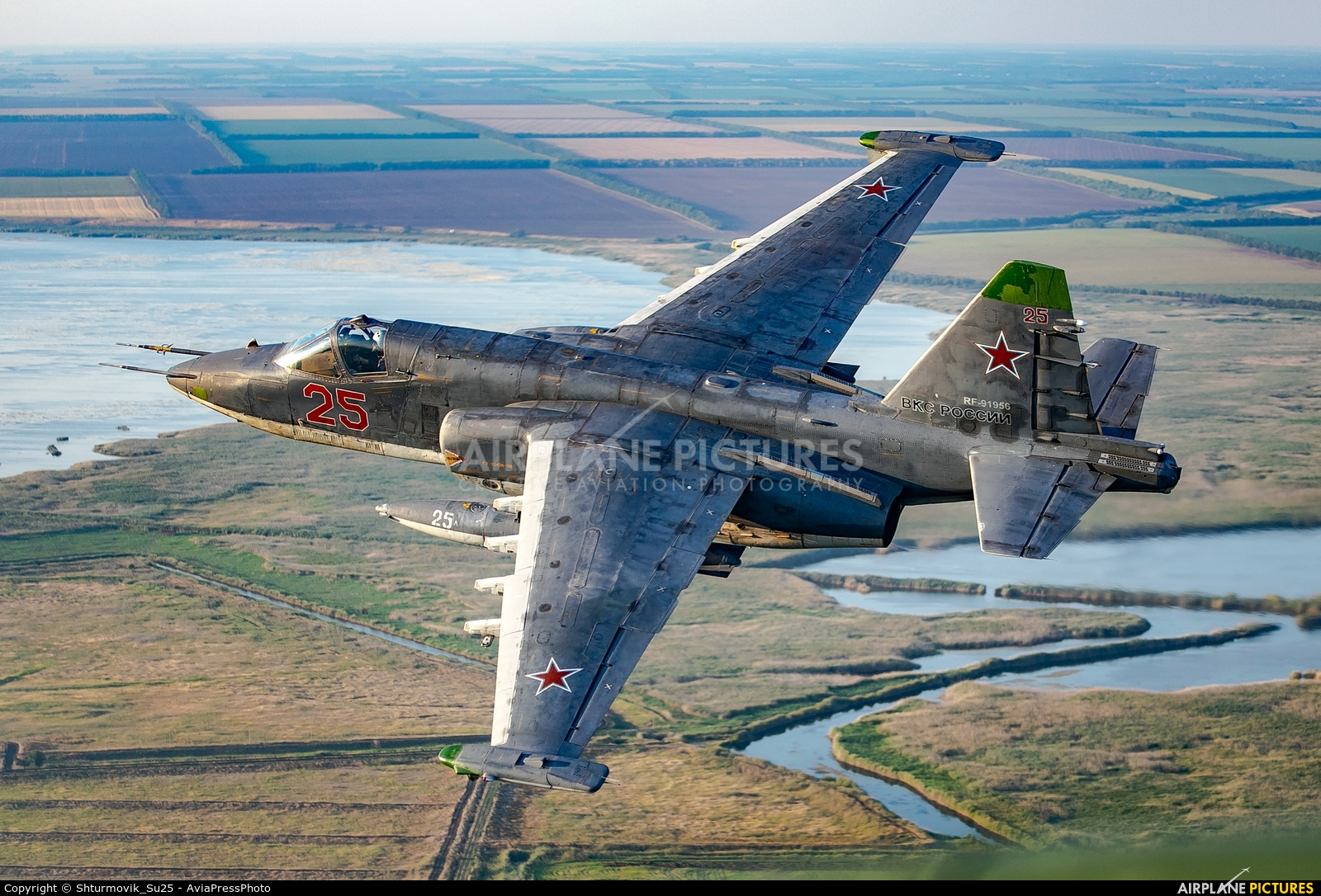 Russia - Air Force RF-91956 aircraft at Undisclosed Location