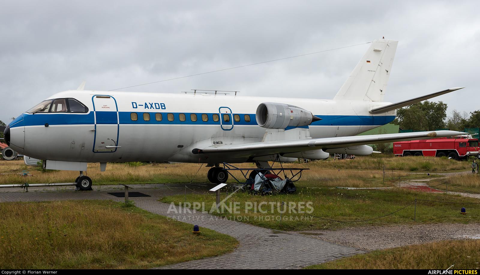 Germany - Air Force D-AXDB aircraft at Nordholz