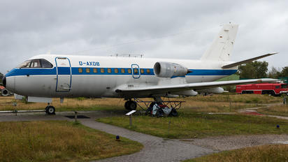 D-AXDB - Germany - Air Force VFW-Fokker 614