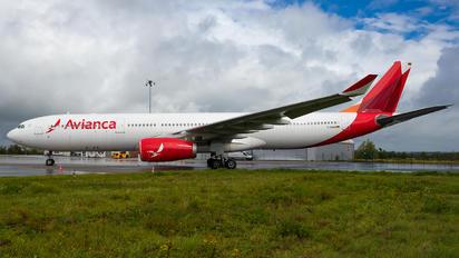 D-AAAN - Avianca Airbus A330-300