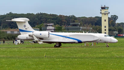 569 - Israel - Defence Force Gulfstream Aerospace G-V, G-V-SP, G500, G550