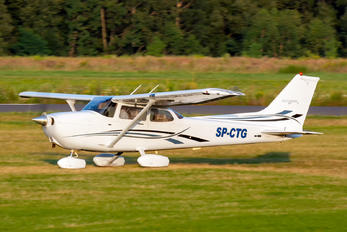 SP-CTG - Private Cessna 172 Skyhawk (all models except RG)