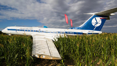 SP-LHG - Private Tupolev Tu-134A