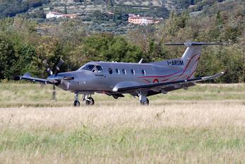 I-ARUM - Private Pilatus PC-12