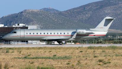 9H-ILI - Vistajet Bombardier CL-600-2B19