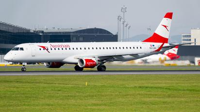 OE-LWA - Austrian Airlines/Arrows/Tyrolean Embraer ERJ-195 (190-200)